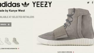 2月28日発売予定 Adidas x YEEZY BOOST