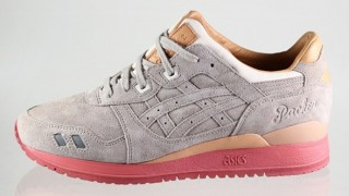 3月7日発売予定 PACKER SHOES × ASICS GEL-LYTE III DIRTY BUCK