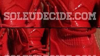 リーク画像 Air Jordan 11Lab4 Gym Red
