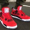 """Nike Air Jordan 4 Retro """"TORO BRAVO"""""""