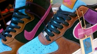 """Nike Air Force 1 iD Bespoke """"UNDFTD"""""""