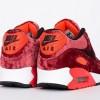 """4月11日発売予定 Nike Air Max 90 """"VELVET RED"""""""