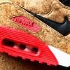 """直リンクあり 4月4日発売決定 Air Max 90 """"Infrared Cork"""""""