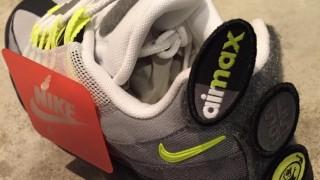 3月26日発売予定 Nike Air Max 95 Neon Patch