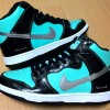Nike Dunk Hi SB × Diamond(Tiffany)