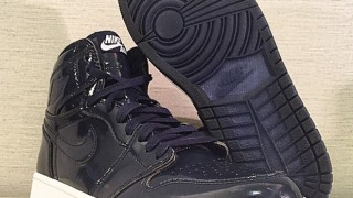 リーク画像 Dover Street Market x Air Jordan Retro 1 High OG