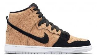"3月28日発売予定 Nike SB Dunk High ""Cork"""