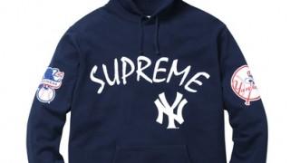 直リンクあり 3月14日発売予定 Supreme × New York Yankees