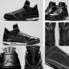 "4月25日発売予定 Air Jordan 11Lab4 ""Black Patent"""