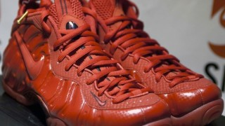 "4月11日発売予定 Nike Air Foamposite Pro""Gym Red"""