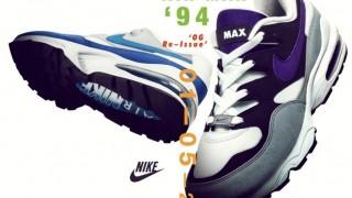 5月1日発売 Nike Air Max '94 OG