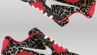 4月7日より発売開始 Nike Air Max 90 Premium iD 新素材