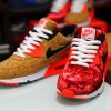 "Nike Air Max 90 ""VELVET RED""&""Cork"""