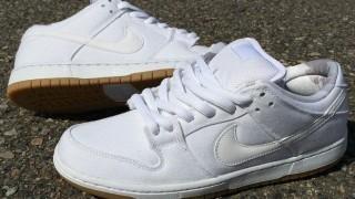 """ムラスポで発売開始 Nike SB Dunk Low """"ピュアプラチナ"""""""