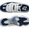 4月11日発売予定 Nike Air Jordan 11 Lows Wear Georgetown Colors