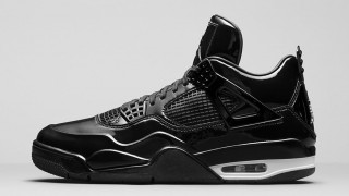 "4月25日発売 Air Jordan 11Lab4 ""Black Patent"""