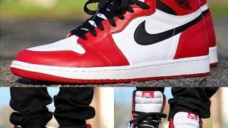 """5月発売予定 Nike Jordan 1 OG """"Chicago""""&""""Shattered Backboard"""""""