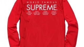 直リンクあり 4月4日発売予定 Supreme 商品一覧 2015SS