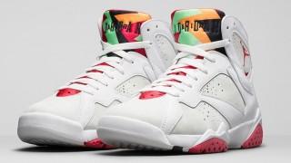 """直リンクあり 5月16日発売 Nike Air Jordan7 """"Hare"""""""