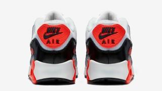 """直リンクあり 5月16日発売 Nike Air Max 90 OG """"Infrared"""""""