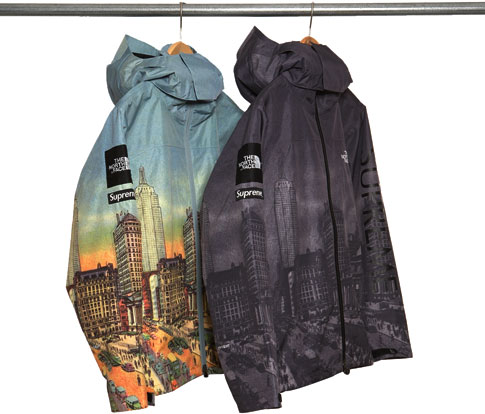 「'08 Supreme x THE NORTH FACE Summit Series Jacket」の画像検索結果