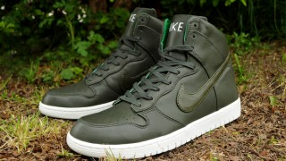 "6月11日発売予定 Nike Dunk Lux SP TZ ""SEQUOIA"""