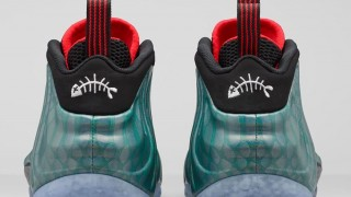 "直リンク掲載 6月27日発売 Nike Air Foamposite One  ""Gone Fishing"""