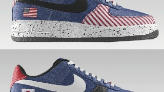 【新素材追加】Nike Air Force 1 iD