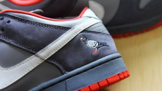 "Nike Dunk Low Pro SB NYC ""PIGEON"" by StapleDesign"