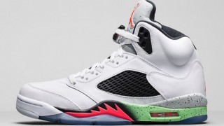"""【追記あり】【発売延期】6月14日発売 Nike Air Jordan 5 """"Poison Green"""""""