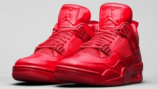 "7月11日発売予定 Nike Air Jordan 11LAB4 ""University Red"""