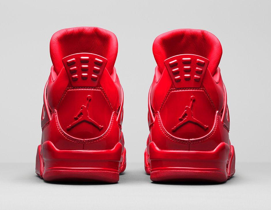 Nike Air Jordan 11lab4 Université De 通 Rouge 販