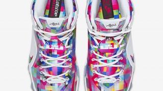 """直リンク掲載 7月18日発売 Nike LeBron 12 EX """"Prism″"""