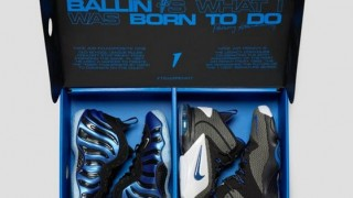 【発売延期】7月4日発売 Nike Air Penny Pack SP BOX