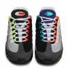 "国内8月6日発売 Nike Air Max 95 OG QS ""Greedy″""What The″"