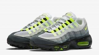 """直リンク掲載 7月25日発売 Nike Air Max 95 OG """"NEON"""" エアマックス"""