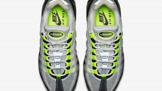 """7月25日発売予定 Nike Air Max 95 OG """"NEON"""" エアマックス"""