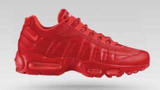 Air Max 95 Nike iD 新作受注開始