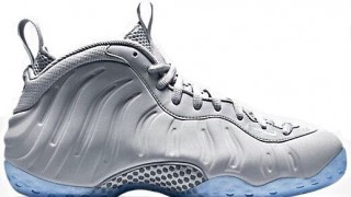 "直リンク掲載 7月11日発売 Nike Air Foamposite One PRM ""Wolf Grey Suede"""