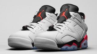 """直リンク掲載 7月11日発売予定 Nike Air Jordan 6 Retro Low """"INFRARED23"""""""