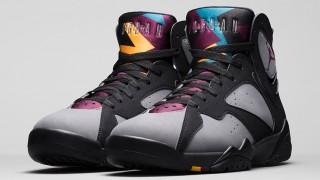"""直リンク掲載 7月18日発売 Nike Air Jordan 7 Retro """"BORDEAUX"""""""