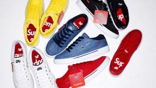 7月18日発売 Supreme(シュプリーム)× Nike GTS 2015ss