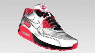 リフレクター素材 Nike Air Max 95・90 iD(エアマックス)