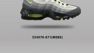 8月8日発売 Restock Nike Air Max 95 OG エアマックス