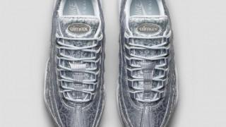 """8月13日発売 Nike Air Max 95 Anniversary QS """"PLATINUM"""""""