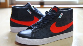 Moca × Lance Moutain × Nike SB Blazer High