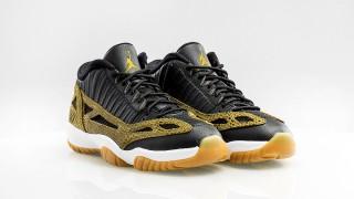 """直リンク掲載 9月19日発売 Nike Air Jordan 11 Retro Low """"CROC"""""""
