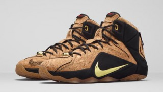 "国内9月12日発売予定 Nike LeBron 12 EXT ""King's Cork"""