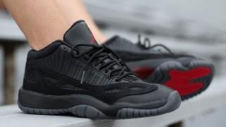 """直リンク掲載 9月26日発売 Nike Air Jordan 11 Low IE """"REFEREE"""""""