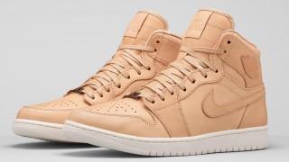 """9月12日発売 Nike Air Jordan 1 Pinnacle  """"VACHETTA TAN″"""